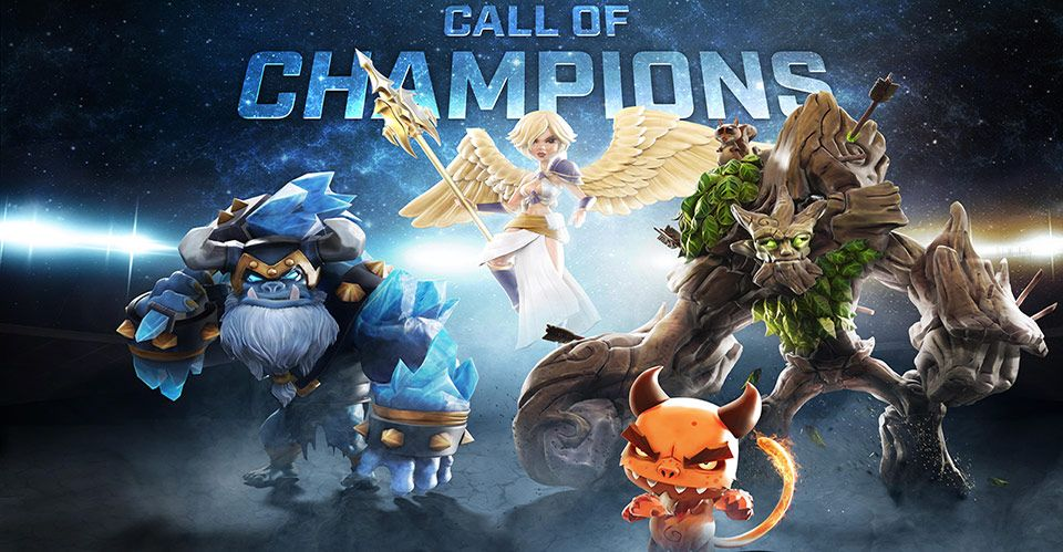 Call of Champions de Spacetime Studio