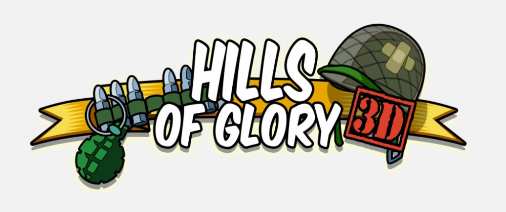 Hills of Glory 3D sur iOS et Android