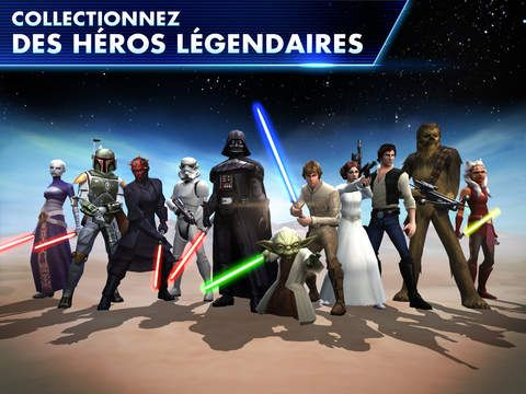 Star Wars™: Galaxy of Heroes de Electronic Arts