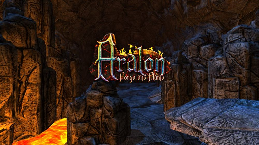 Aralon 2: Forge and Flame de Crescent Moon Games