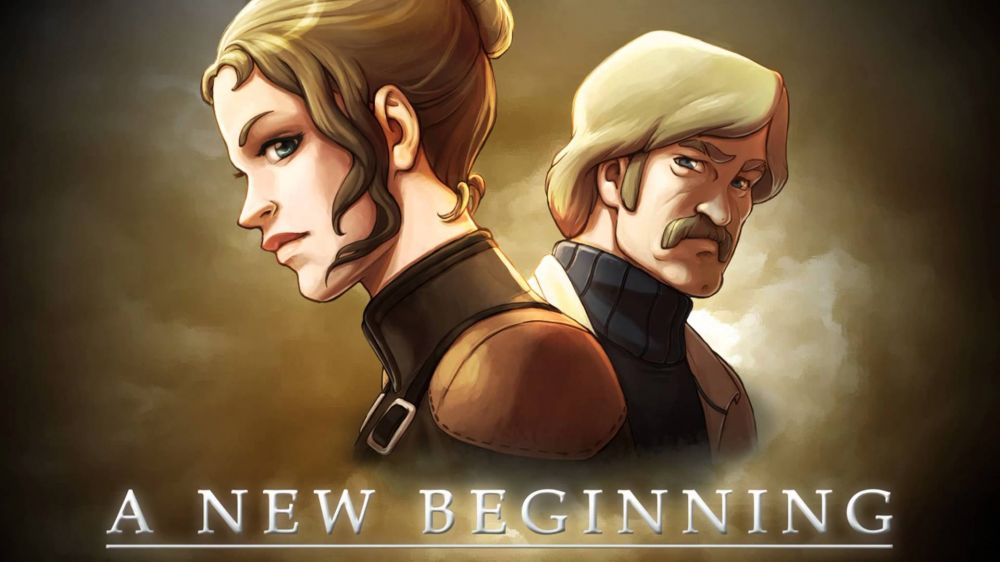 A New Beginning de Daedelic Entertainment