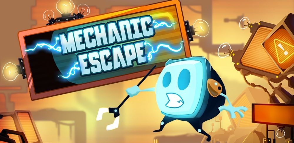 Mechanic Escape de Playdigious
