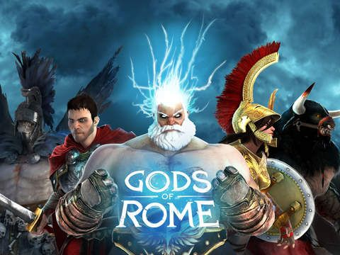 Gods of Rome de Gameloft