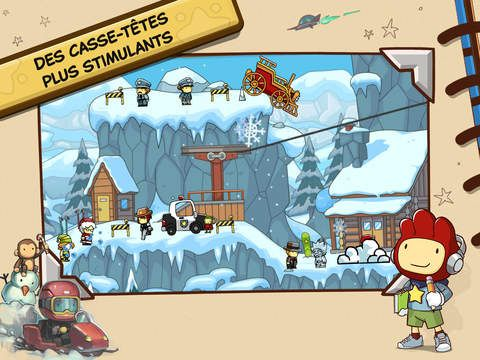 Scribblenauts Unlimited de Warner Bros