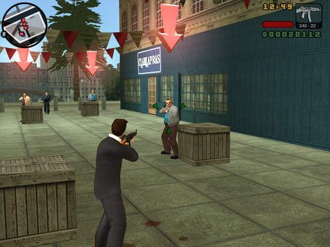 Grand Theft Auto: Liberty City Stories de Rockstar Games