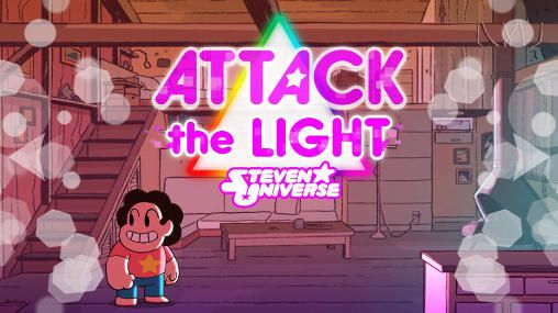 La menace lumineuse - RPG de Steven Universe sur iPhone et iPad de Cartoon Network