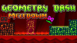 Geometry Dash Meltdown sur Android