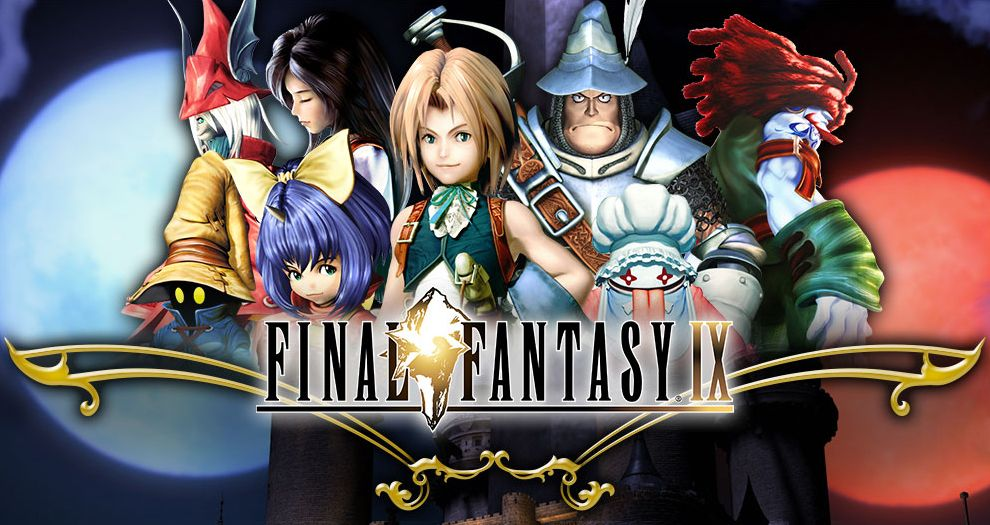 Final Fantasy IX de Square Enix