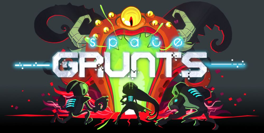 Space Grunts de Orange Pixel