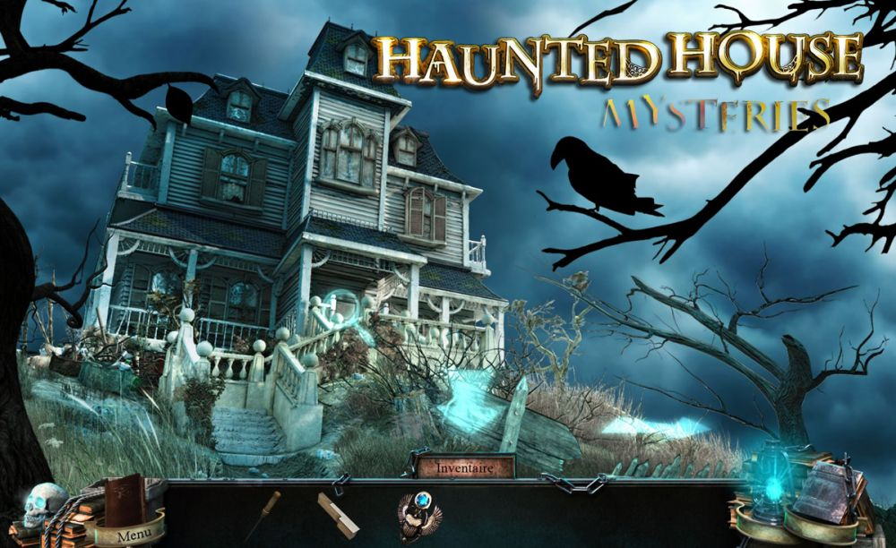 Haunted House Mysteries sur Android, iPhone et iPad