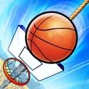 Test iPhone / iPad de Basket Fall