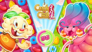Candy Crush Jelly Saga sur Android