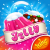 Test iOS (iPhone / iPad) Candy Crush Jelly Saga