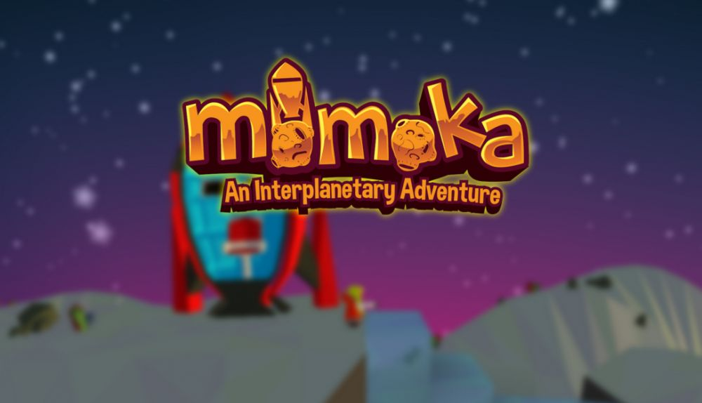 Momoka: An Interplanetary Adventure de Felwig