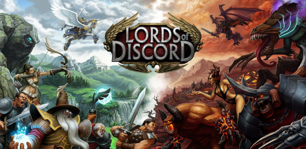 Lords of Discord de HeroCraft