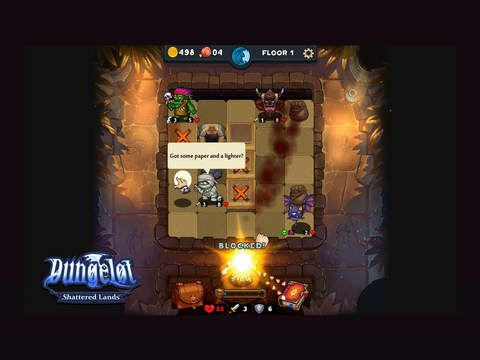 Dungelot: Shattered Lands de Red Winter Software et tinyBuild