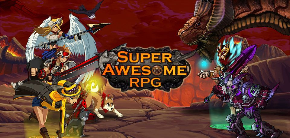 Super Awesome RPG de Boomzap