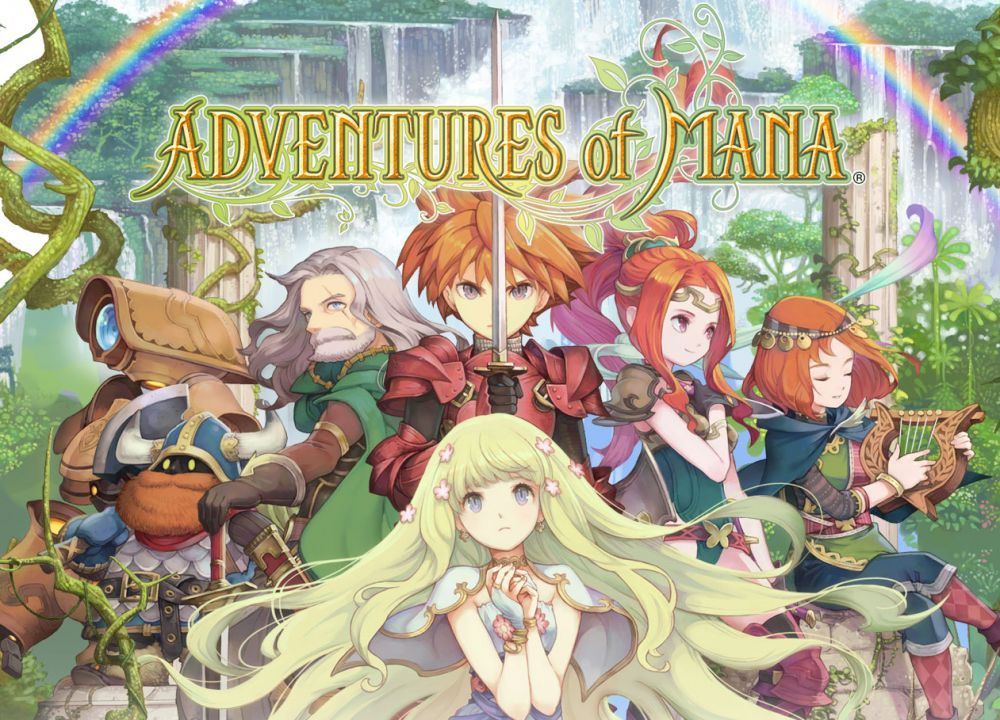 Adventures of Mana de Square Enix