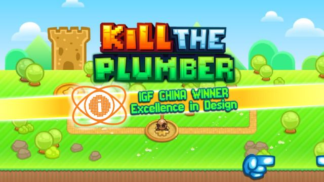 Kill the Plumber World de Keybol