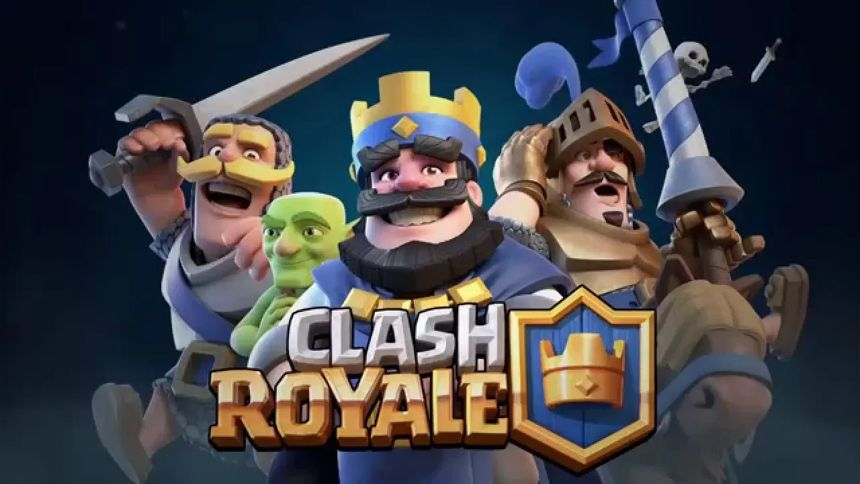 Clash Royale de Supercell