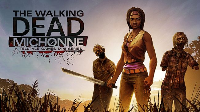 The Walking Dead: Michonne de TellTale Games