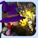 Test iOS (iPhone / iPad) Fantasy Mage - Defend the Village Against the Army of the Dead