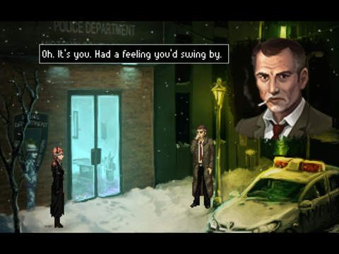 Blackwell 5: Epiphany de Wadjet Eye Games