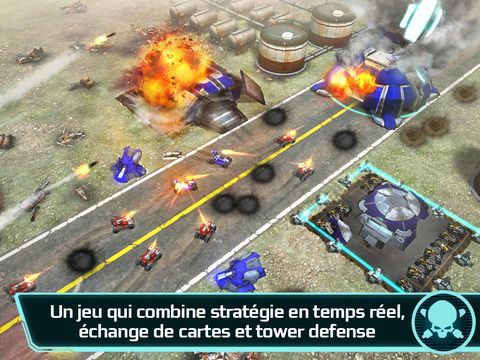 War is Peace: Défense de cartes de HeroCraft