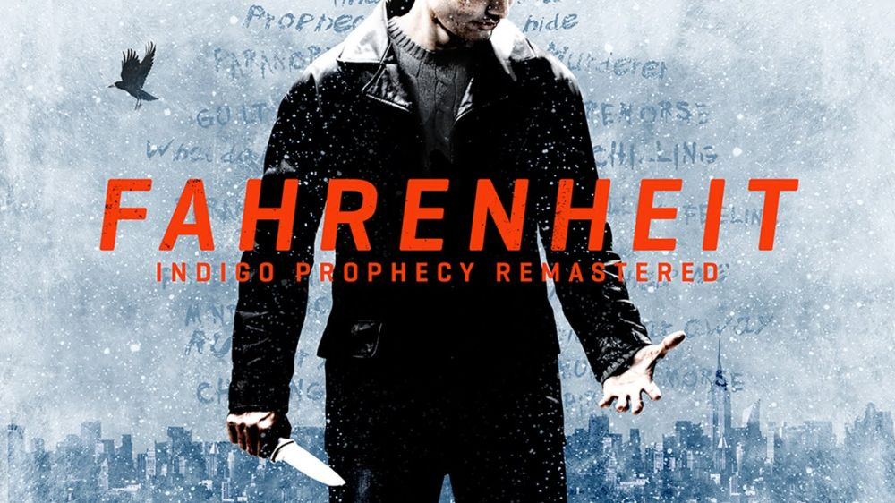 Fahrenheit: Indigo Prophecy Remastered de Aspyr Media