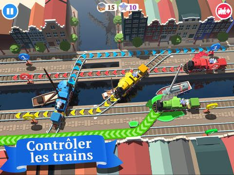 Train Conductor World: European Railway de The Voxel Agents