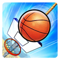 Test Android de Basket Fall