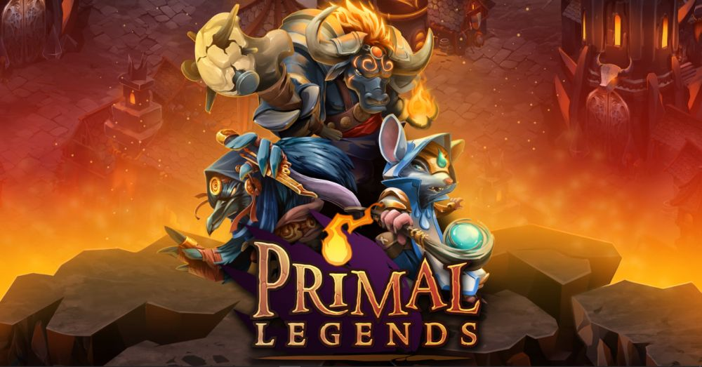 Primal Legends de Kobojo