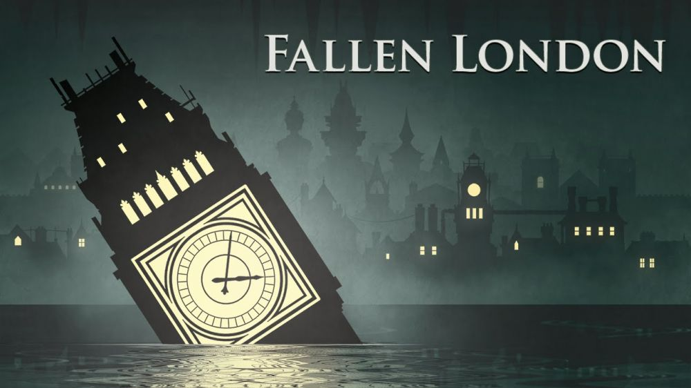 Fallen London de Failbetter Games
