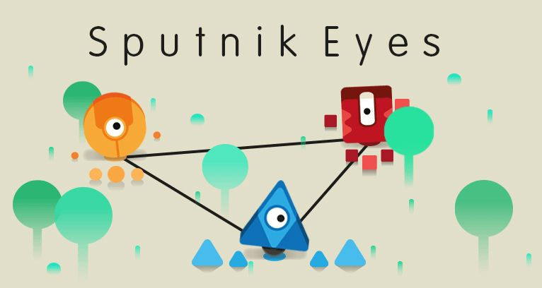 Sputnik Eyes de Shelly Alon