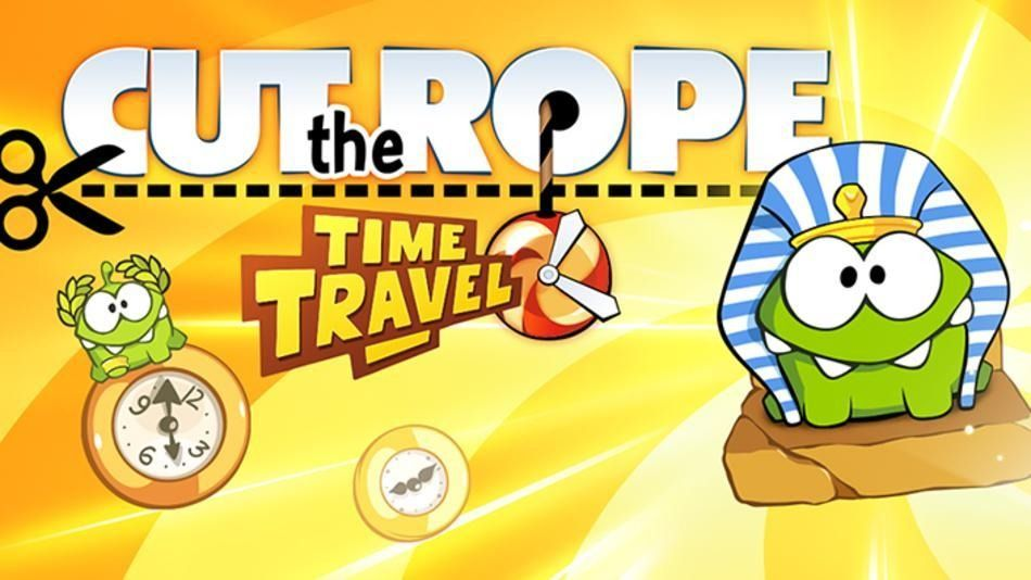 Cut the Rope: Time Travel de ZeptoLab