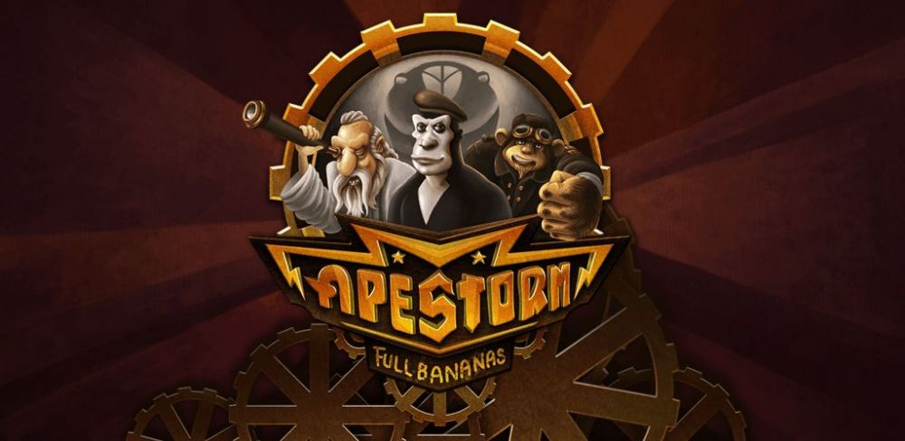 Apestorm : Full Bananas de Snowhound et All 4 Games