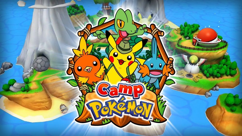 Camp Pokémon de The Pokemon Company