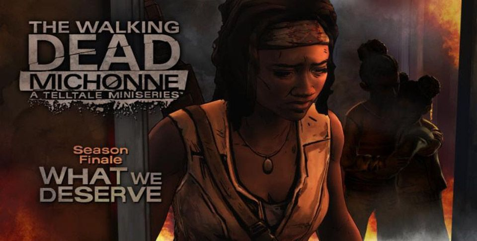 The Walking Dead: Michone (Episode 3)