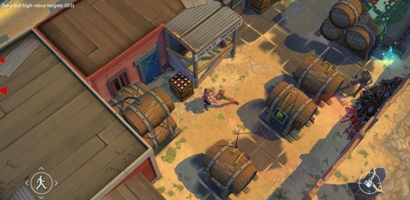 Space Marshals 2 de Pixelbite
