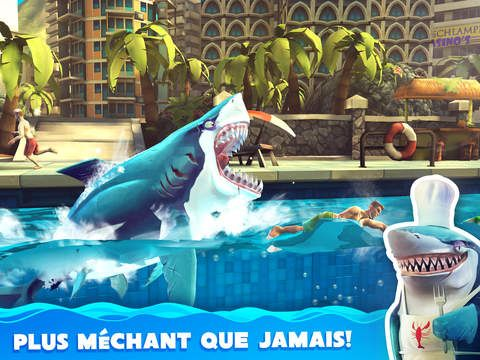 Hungry Shark World de Ubisoft
