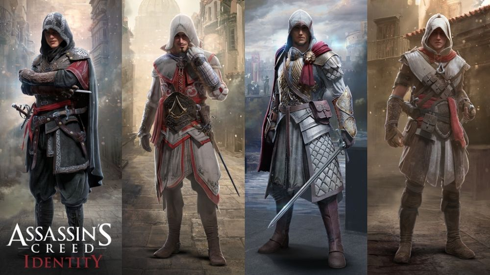 Assassin's Creed Identity de Ubisoft