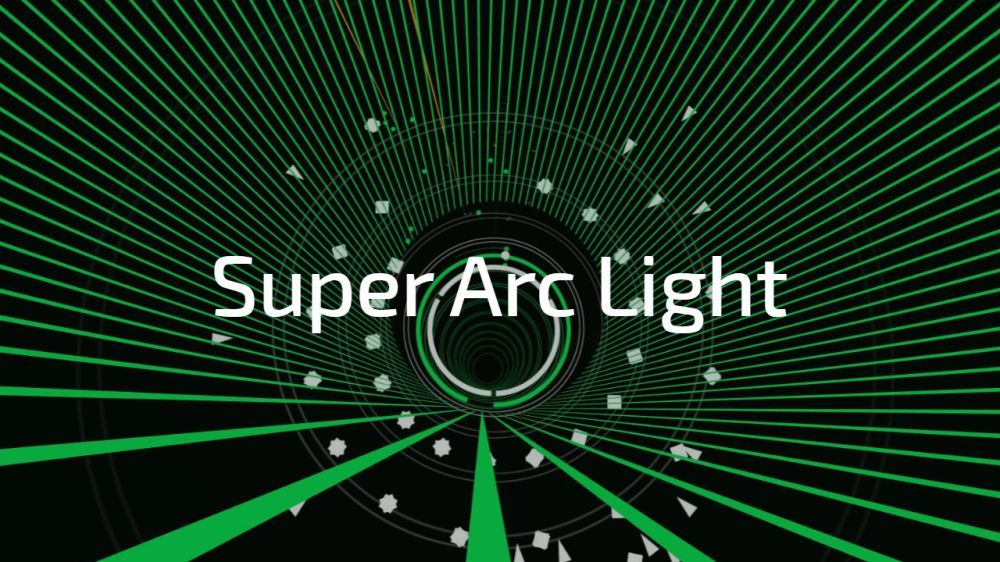 Super Arc Light de No Code et All 4 Games