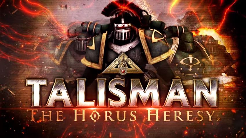 Talisman: The Horus Heresy de Nomad Games