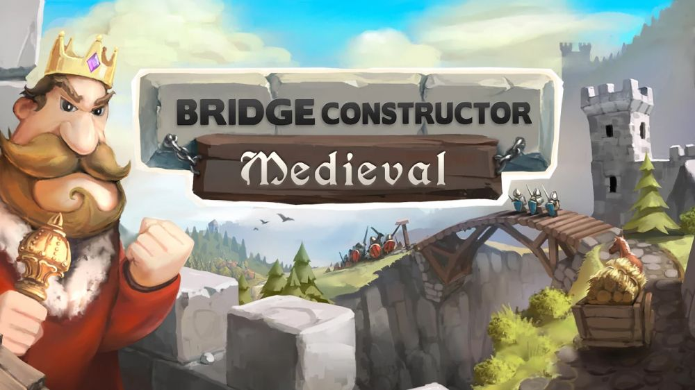 Bridge Constructor Médiéval de Headup Games