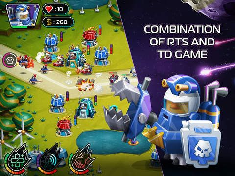 Galaxy Dwellers de Ecc Games