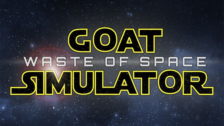 Goat Simulator Waste of Space de Coffee Stain Studios