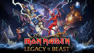 Iron Maiden: Legacy of the Beast sur iOS (iPhone / iPad)