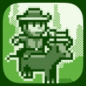 2-bit Cowboy Rides Again sur iPhone / iPad