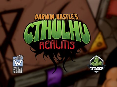 Cthulhu Realms de White Wizard Games