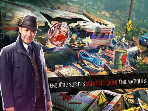 The Blacklist: Conspiracy de Gameloft